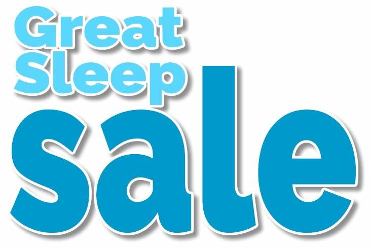 Great Sleep Sale