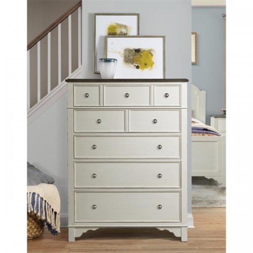 Grand Haven Five Drawer Chest