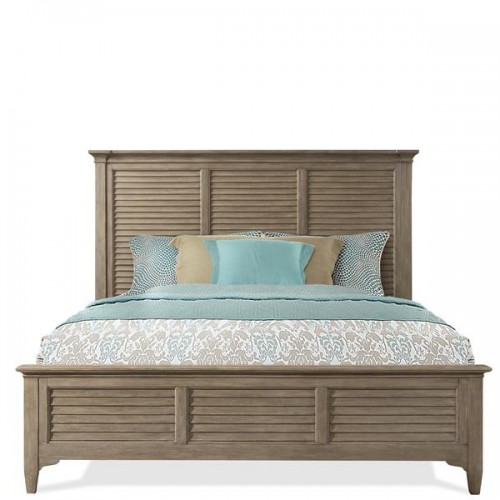 Myra Louver Bed