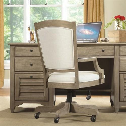 Myra Upholstered Desk Chair