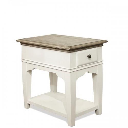 Myra Chairside Table