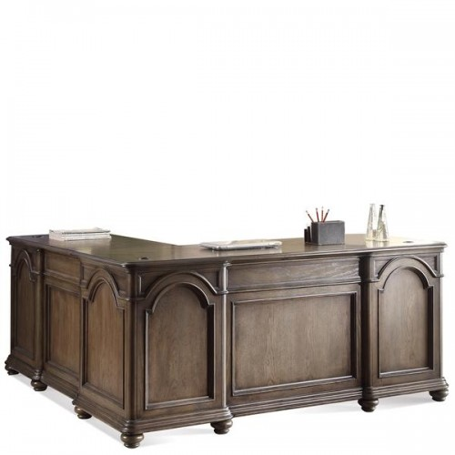 Belmeade L Desk & Return