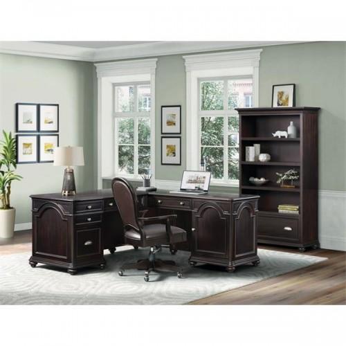 Clinton Hill Leather Desk Chair