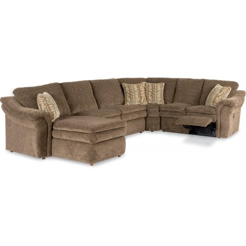 Devon Reclining Sectional