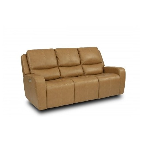 Aiden Power Reclining Sofa with Power Headrests Collection