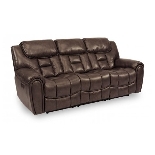 Buster Power Reclining Sofa with Power Headrests Collection