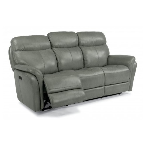 Zoey Power Reclining Sofa with Power Headrests Collection