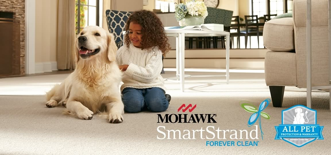 Mohawk SmartStand Forever Clean Carpeting